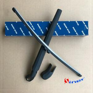 REAR WIPER ARM and Wiper Blade For (2007-2013) BMW X5 X5M E70 OE 61627206357