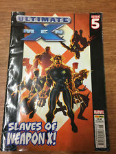 Ultimate X-men 5: Slaves of Weapon X by Marvel Comics, Panini 2003, FREE UK POST
