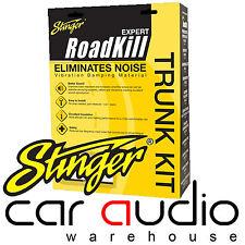 "Stinger Roadkill tronco Kit 10 hojas de 12 ""x 24 20sqft coche Sonido amortiguamiento material"