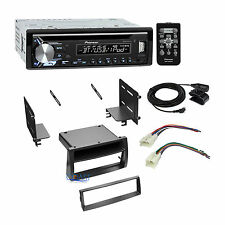 Pioneer Car Radio 1 Din Bluetooth USB Dash Kit Harness for 03-08 Toyota Corolla