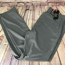 Under Armour Showdown Vented Tapered Grey Golf Pants Nwt Mens 38/32 1309549-513