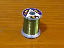 Utc Ultra Wire for Fly Tying - Small / Olive