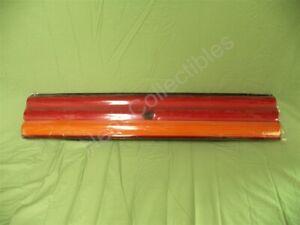 NOS OEM Dodge Spirit Rear Trunk Finish Reflector Panel 1993 - 95 Red/Amber