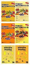 Primary Mathematics Grade 6 Intensive SET (6 Books) - FREE SHIPPING !