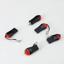 New 3X Memory Card Reader to USB 2.0 - Adapter for Micro SD SDHC SDXC TF & M2