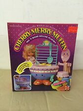 1988 Cherry Merry Muffin MIX 'N WASH DELUXE No. 3325 Mattel NOS NIB Unopened