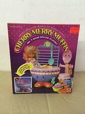 1988 Cherry Merry Muffin MIX 'N WASH DELUXE No. 3325 Mattel NOS NIB Unopened