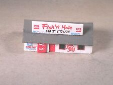 N Scale The Fish'n Hole Tackle and Bait Shop