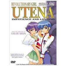 Revolutionary Girl Utena - Impatience and Longing (Vol. 4), Good DVD, Leah Apple
