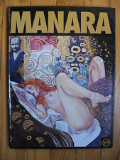 MANARA  GALERIE GALLERY OF COVERS  BFB EDITIONS JUIN 2000