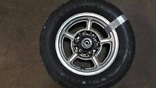 1987 Honda VT1100 Shadow VT 1100 H662-1. rear wheel rim 15in