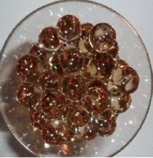 Water Gel Deco Beads (New Fall Brown)  Create Custom Centerpiece Vase Fillers