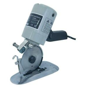 103915 220V 90mm Blade Electric Cloth Textile Cutter Fabric Cutting Machine Saw