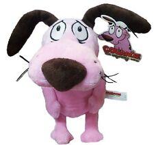 PELUCHE LEONE CANE FIFONE 22 Cm. Rosa Pink Dog Cartoni Tv Regalo 9554.22.A