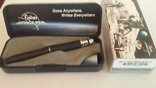 Fisher Space Pen - #BG4 Matte Black Grip Bullet BRAND NEW with Case
