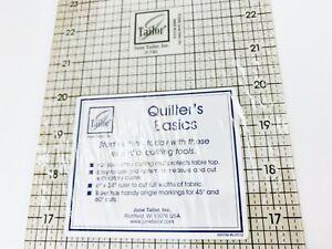 "New June Tailor JT-730 Fabric Quilt Ruler 6""× 24""."