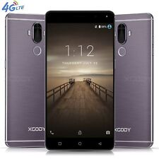 """32GB 4G LTE Android 7.0 Smartphone Cell Phone Dual SIM 3G Unlocked 6"""" XGODY Y19"""