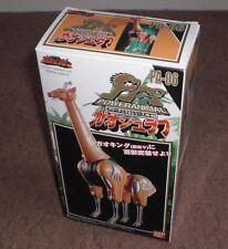 * POWER RANGERS WILD FORCE POWER ANIMAL PA-06 JAPANESE GIRAFFE GAO BOXED