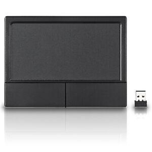 Wireless Touchpad, Portable for Desktop Laptop User, Large , Perixx PERIPAD-704