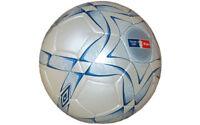 Umbro Fußball FA Cup Replica Gr.5 Training Fussball weiß blau Teamsport Ball