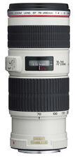 Canon EF 70-200 mm F/4.0 1:4 L IS USM L-Objektivserie mit Bildstabilisator