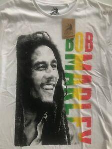 BOB MARLEY T Shirt Official Merch