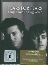 Tears For Fears - Songs From The Big Chair Super Deluxe Edition 6 Discs neu