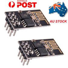 2pcs ESP8266 ESP-01 Serial Wireless Wifi Transceiver Module Arduino Raspberry Pi