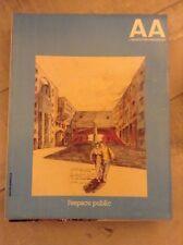 AA L'ARCHITECTURE D'AUJOURD'HUI N°198 1978 ROB KRIER CH. MOORE R.VENTURI ART