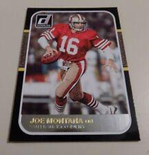 2016 DONRUSS FOOTBALL #7 JOE MONTANA 1987 CLASSICS INSERT CARD - 49ERS