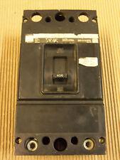 Westinghouse DA 2 pole 400 amp 240v DA2400XZ Circuit Breaker