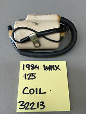 Cagiva  WMX125  1984  Ignition Coil  , New Genuine Item , P/N 32213