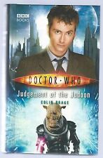 Doctor Who: Judgement of the Judoon Colin Brake BBC Hardback 2009 Good Condition