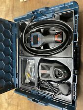 Bosch GOS 10.8V-Li Cordless Inspection Camera Borescope + Battery + Charger