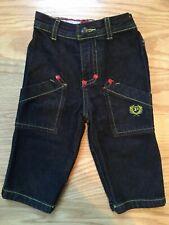 Phat Farm Kids Dark Black Jeans - Size 12M - Boy Toddler Pants
