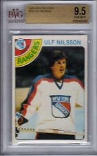 Ulf Nilsson 1978  O-Pee-Chee #255    BVG   9.5    OPC   RANGERS  Hockey