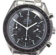 OMEGA Speedmaster 3510.50 Chronograph Black Dial Automatic Men's Watch_590887