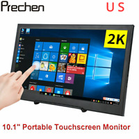 "10.1"" Touchscreen IPS LCD Portable Display 2560x1600 Monitor For Raspberry Pi"
