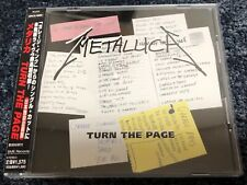 Metallica - Turn The Page - Japan Import - SRCS-8880