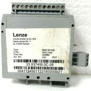 Lenze Terminal Extension Module EMZ9374IB