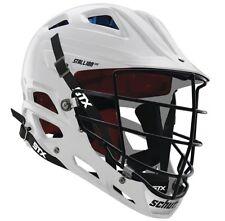 STX Lacrosse Stallion 500 Helmet, White, Large