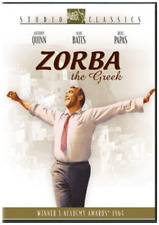 ZORBA THE GREEK (DVD, 2004, Widescreen) >NEW<