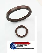 Brand New Front & Rear Crank/ Crankshaft Oil Seals-Fit-R32 GTR Skyline RB26DETT