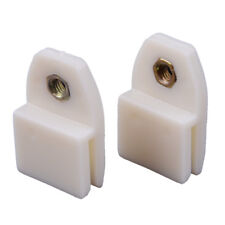 2X Window Door Glass Channel Sash Clips for Honda CIVIC ACCORD PILOT 1988-2015
