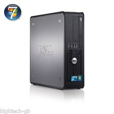 DELL OPTIPLEX 780 INTEL Core 2 Duo 2 GB RAM 80GB HDD DVD Windows 7 WIFI Computer