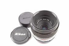 Nikon non-Ai 55mm f3.5 Micro Nikkor lens, VGC,  Film / Digital