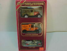Voitures miniatures Matchbox Models of Yesteryear