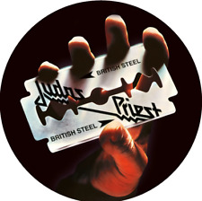 JUDAS PRIEST LP British Steel RECORD STORE DAY 2020 PICTURE DISC New SEALED