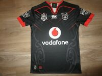 New Zealand Warriors NRL Rugby Team Jersey Mens S Small