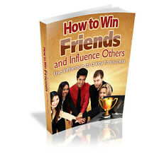 Influence Others As Key To Your Success - How To Win Friends & Be Fulfilled (CD)
